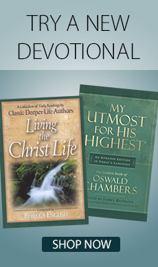 Try a new devotional
